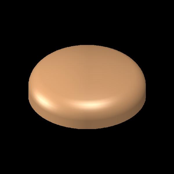 Klöpperboden aus Kupfer