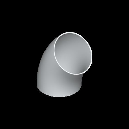 Bogen, 71×3,0, 45°, N3, 5754-O
