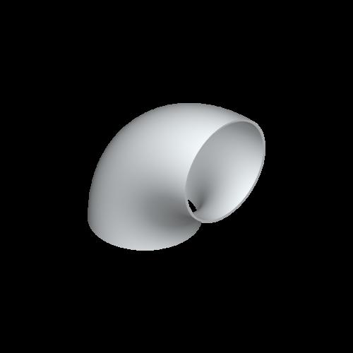 Bogen, 90×5,0, 90°, N2, 5754-O