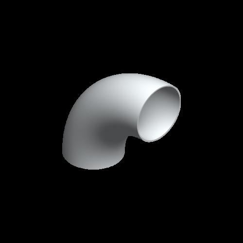 Bogen, 25×2,5, 90°, N3, 5754-O